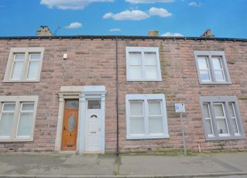 Thumbnail 4 bed terraced house for sale in Corporation Road, Workington