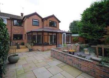 Thumbnail 5 bed semi-detached house for sale in Shoreham Drive, Penketh, Warrington