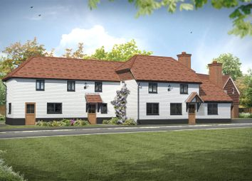 Thumbnail 3 bed semi-detached house for sale in Basted Lane, Crouch, Sevenoaks