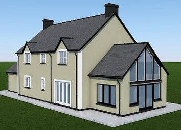 Thumbnail Land for sale in 4A Caerwgan, Aberbanc, Newcastle Emlyn