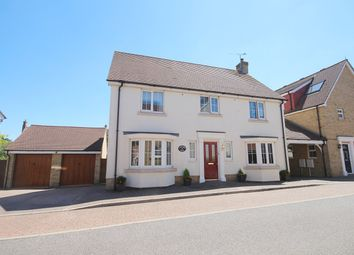 Thumbnail 4 bed detached house for sale in Crofters Walk, Braintree