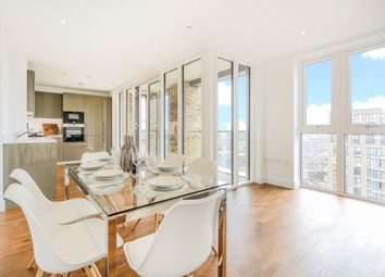 Thumbnail 3 bed duplex to rent in Royal Arsenal Riverside, London