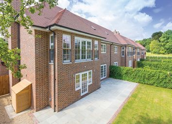 Thumbnail 4 bed semi-detached house for sale in Hill End Green, Mill Hill Village