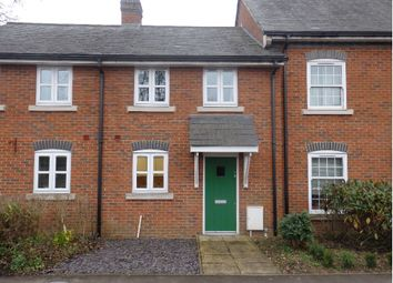 Thumbnail 2 bed terraced house to rent in King Alfred Terrace, Kingsclere