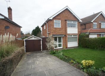 Thumbnail 3 bed detached house to rent in Ashover Road, Allestree, Derby