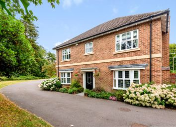 Thumbnail 4 bed detached house for sale in Columbus Drive, Sarisbury Green, Southampton