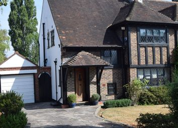 Thumbnail 3 bed semi-detached house for sale in Lancaster Ave, Herts
