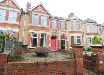Thumbnail 4 bed terraced house for sale in Ombersley Road, Newport