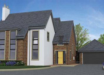 Thumbnail 4 bedroom detached house for sale in Quarndon Heights, Allestree, Derby