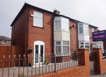 Thumbnail 3 bedroom semi-detached house for sale in Chorley Old Road, Bolton