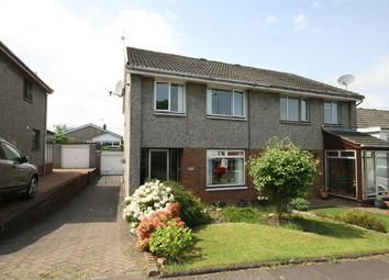 Thumbnail 3 bed semi-detached house for sale in Haygate Avenue, Brightons, Falkirk