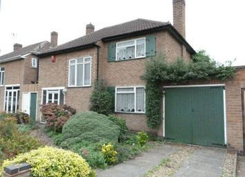 Thumbnail 3 bed detached house for sale in Coventry Road, Lutterworth