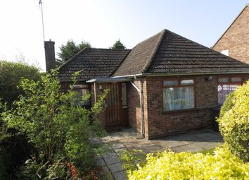 Thumbnail 2 bed detached bungalow for sale in Bromeswell Road, Ipswich