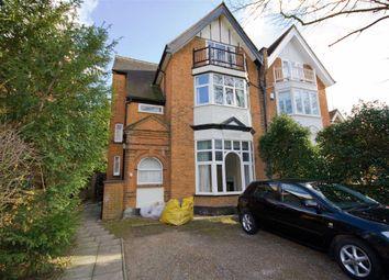 Thumbnail 4 bed flat to rent in Hampton Road, Twickenham