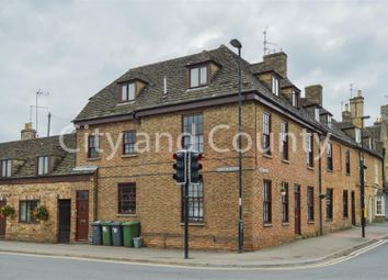 Thumbnail 2 bed flat for sale in Wisbech Road, Thorney, Peterborough