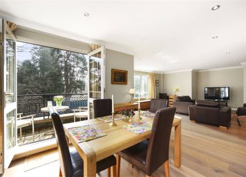 Thumbnail 2 bed flat for sale in Cavendish Road, Weybridge, Surrey