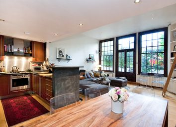 Thumbnail 3 bed flat to rent in Warrington Crescent, Little Venice, London