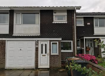 Thumbnail 3 bed terraced house for sale in Birkwith Close, Leeds
