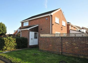 Thumbnail 3 bed detached house to rent in Owl End, Yaxley, Peterborough