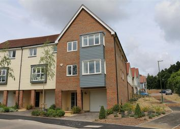Thumbnail 4 bed end terrace house for sale in Grainger Way, Haywards Heath, West Sussex