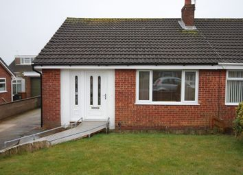Thumbnail 2 bed semi-detached bungalow for sale in Whinlatter Drive, Barrow In Furness, Cumbria
