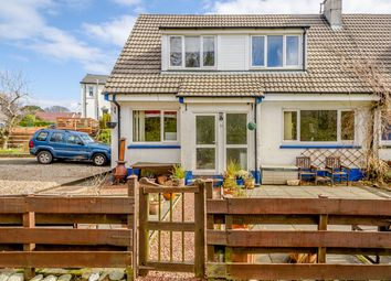 Thumbnail 4 bed semi-detached house for sale in Broomfield, Campbeltown