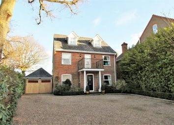Thumbnail 5 bed detached house for sale in Holly House, Greenacres, Leverstock Green