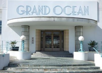 Thumbnail 1 bed flat for sale in Grand Ocean Building, Longridge Avenue, Saltdean, Brighton