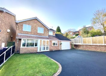 Thumbnail 4 bed detached house for sale in Fellows Close, Little Dawley, Telford