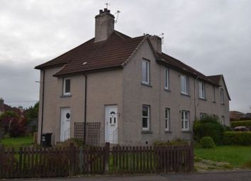 Thumbnail 3 bed flat to rent in Waggon Road, Leven, Fife