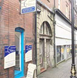 Thumbnail Retail premises for sale in 7 Lad Lane, Newcastle-Under-Lyme