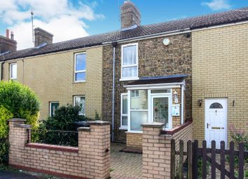 2 bed terraced house for sale in Park Street, Peterborough PE2