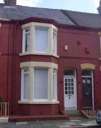 Thumbnail 3 bed terraced house to rent in Lugard Road, Liverpool