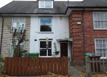 Thumbnail 3 bed terraced house for sale in Beauvale Road, Meadows, Nottingham
