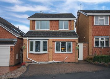 Thumbnail 3 bed detached house for sale in Johnson Drive, Heanor
