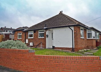 Thumbnail 2 bed semi-detached bungalow to rent in Hallcroft Drive, Horbury, Wakefield