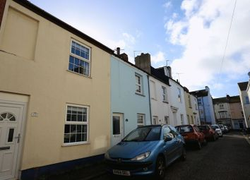 Thumbnail 2 bed terraced house for sale in Charles Street, Exmouth