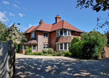 Thumbnail 5 bed detached house for sale in Lymore Lane, Keyhaven, Lymington