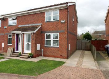Thumbnail 3 bed semi-detached house for sale in Rosemary Way, Beverley Parklands, Beverley