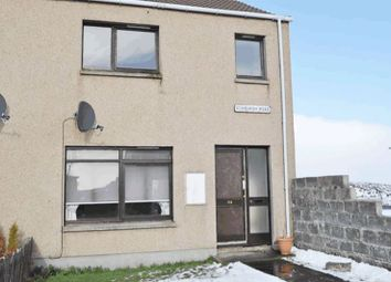 Thumbnail 2 bed end terrace house for sale in 75, Roxburgh Road, Wick KW15Hp