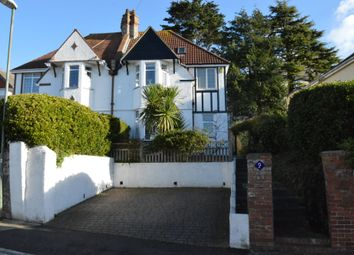 Thumbnail 3 bed semi-detached house for sale in Studley Road, Torquay