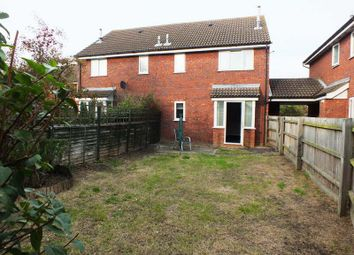 Thumbnail 1 bed property to rent in Hogarth Close, St. Ives, Huntingdon