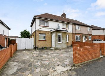 Thumbnail 3 bed semi-detached house for sale in South Close, West Drayton