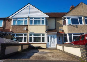 Thumbnail 2 bed terraced house to rent in Dorchester Avenue, Bexley
