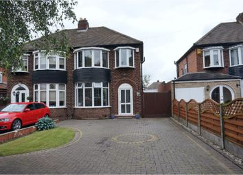 Thumbnail 3 bed semi-detached house to rent in Water Orton Road, Birmingham