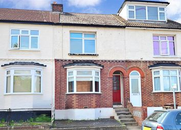 Thumbnail 2 bedroom terraced house for sale in Corporation Road, Gillingham, Kent