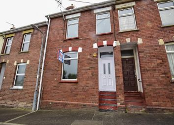 3 bed terraced house for sale in Clive Road, Barry CF62