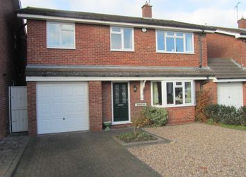 Thumbnail 5 bed detached house for sale in Reynolds Road, Bedworth, Warwickshire
