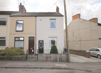 Thumbnail 2 bedroom terraced house for sale in North View Street, Bolsover, Chesterfield