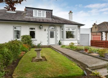 Thumbnail 3 bed semi-detached bungalow for sale in 18 West Craigs Crescent, Corstorphine, Edinburgh